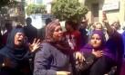 EE.UU. exige a Egipto detener la ejecución de 529 personas