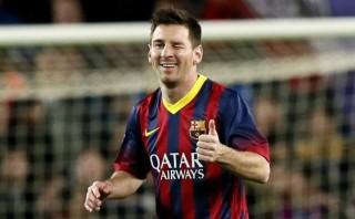 Messi y su apetito voraz: anotó con gran calidad ante Celta