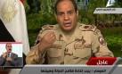 Egipto: El mariscal Al Sisi anuncia su candidatura presidencial