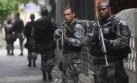 Brasil: Militares entran en favela en misión de reconocimiento