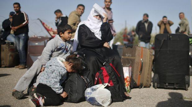 Egipto reabre la frontera con Gaza tras un cierre de dos meses