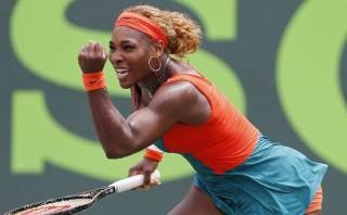 Serena Willams hace historia con su triunfo en Masters de Miami