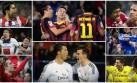 Champions League: guía TV de los partidazos de hoy y mañana