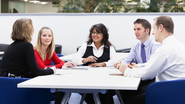 5 tipos de personas que encontrarás en el trabajo