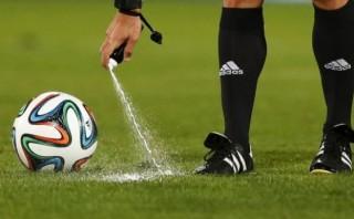 Español denuncia que aerosol para Brasil 2014 es su invento