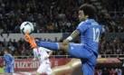 Marcelo se lesionó y no jugará la Champions ante Dortmund