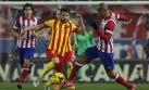 Barcelona vs. Atlético: Martino y Simeone siempre empataron