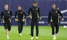 Champions: así se prepararon Barcelona y Atlético para el duelo