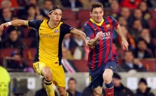 Barcelona resignó en casa un 1-1 ante Atlético de Madrid