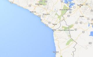Terremoto en Chile se sintió en Arequipa, Tacna y Moquegua