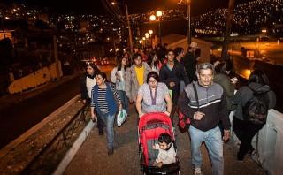 Un terremoto de 8,3 grados remece el norte de Chile