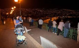 Chile: Reportan pequeño desprendimiento en morro de Arica