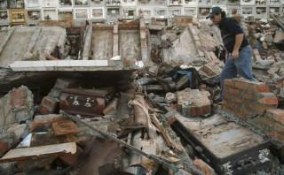 Chile: un país con larga historia de terremotos