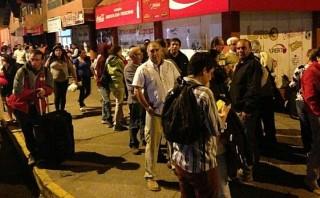 Terremoto de 8,2 grados en el norte de Chile deja 5 muertos