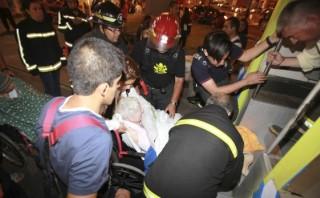 Bachelet decretó estado de catástrofe por terremoto en Chile