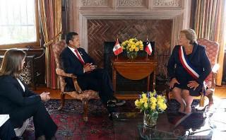 Terremoto en Chile: Ollanta Humala expresó sus condolencias