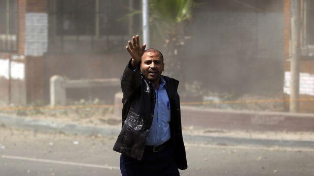 Atentado en El Cairo dejó un general muerto y siete heridos