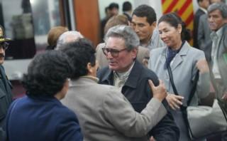 INPE evaluará si Alfredo Crespo puede visitar a Abimael Guzmán