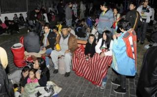 Terremoto en Chile: Cada seis minutos hay una réplica