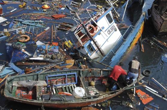 Los efectos del segundo sismo en Iquique