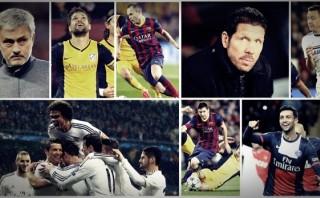 Champions: el Top 10 de los cuatro partidazos de la jornada