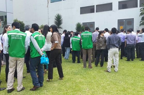 Sismo y tsunami: así fue el simulacro de hoy en San Isidro