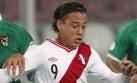 Benavente fue llamado por Perú para duelo ante Inglaterra