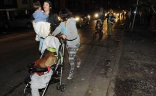 Chile: Sismo de 5,8 sacude la zona central del país