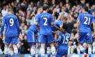 Chelsea golea y toma la punta de manera provisional