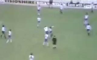 """¿Diego Maradona había """"ensayado"""" su gol a los ingleses de 1986?"""