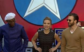 """""""Capitán América"""" logra récord de taquilla en EE.UU y Canadá"""