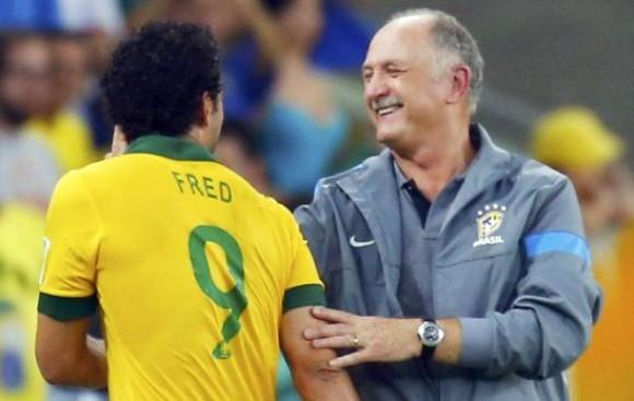 Scolari alienta el sexo en jugadores de Brasil en el Mundial