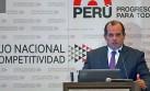 Castilla: Economía peruana crecerá a 6,5% en los próximos años