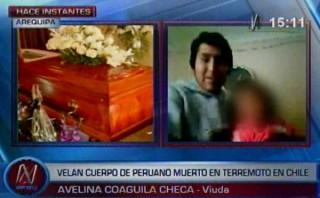Saquearon negocio de peruano fallecido durante sismo en Chile