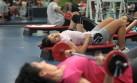 El precio de obtener salud y belleza en el gimnasio