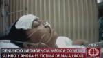 Denunció negligencia en el Almenara y ahora está grave - Noticias de mala praxis médica