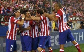 Atlético-Barcelona: conoce a los 10 mejores del partido