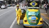 Solo viste colores de Brasil desde el título mundial de 1994