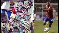 Futbolista compra 500 figuritas del Mundial y no se encuentra