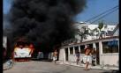 Doce heridos y 27 detenidos tras desalojo en Río de Janeiro