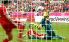 La buena jugada colectiva del Dortmund en el gol de Mkhitaryan