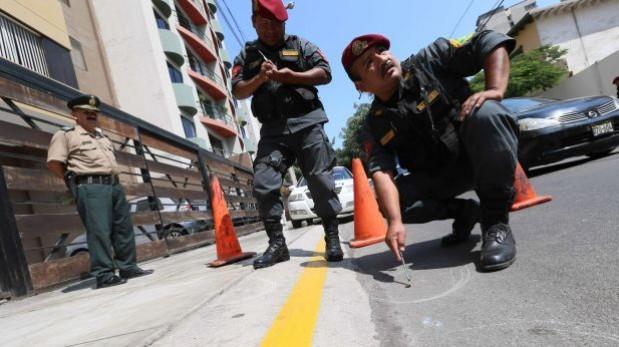 Chorrillos: hombre murió baleado en confuso incidente
