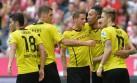 Borussia Dortmund goleó 3-0 de visita al Bayern Múnich