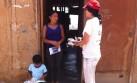 Voluntarios enseñan prevención en sectores vulnerables