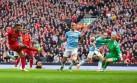 Golazo de Liverpool que abrió el camino ante Manchester City