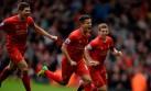 Liverpool derrotó 3-2 al Manchester City y acaricia el título