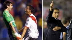 River pelea por la punta y Ramón Díaz agradece a barra bravas