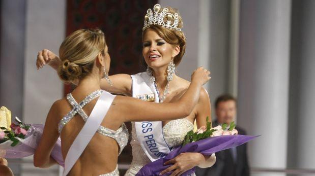 ¿Jimena Espinosa podría perder su corona por polémica foto?
