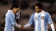 """Tévez niega líos con Leo: """"Con Messi me llevo diez puntos"""""""