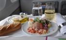 Esta es la razón por la cual la comida de avión no sabe bien